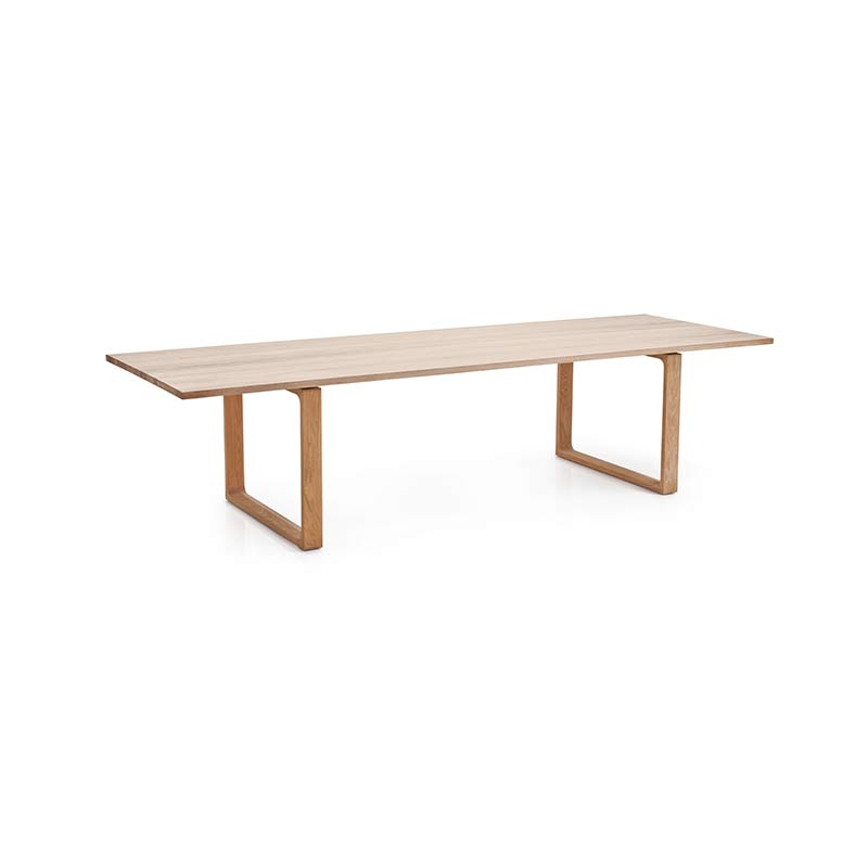 Fritz Hansen Essay 100x230cm Table by Cecilie Manz