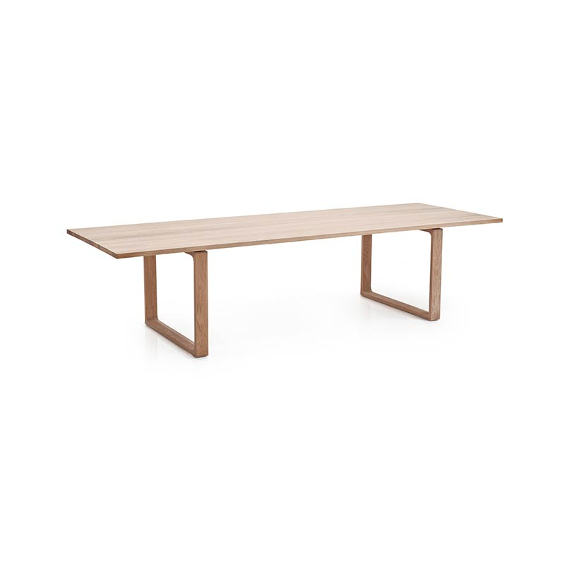 Fritz Hansen Essay 100x295cm Table by Cecilie Manz