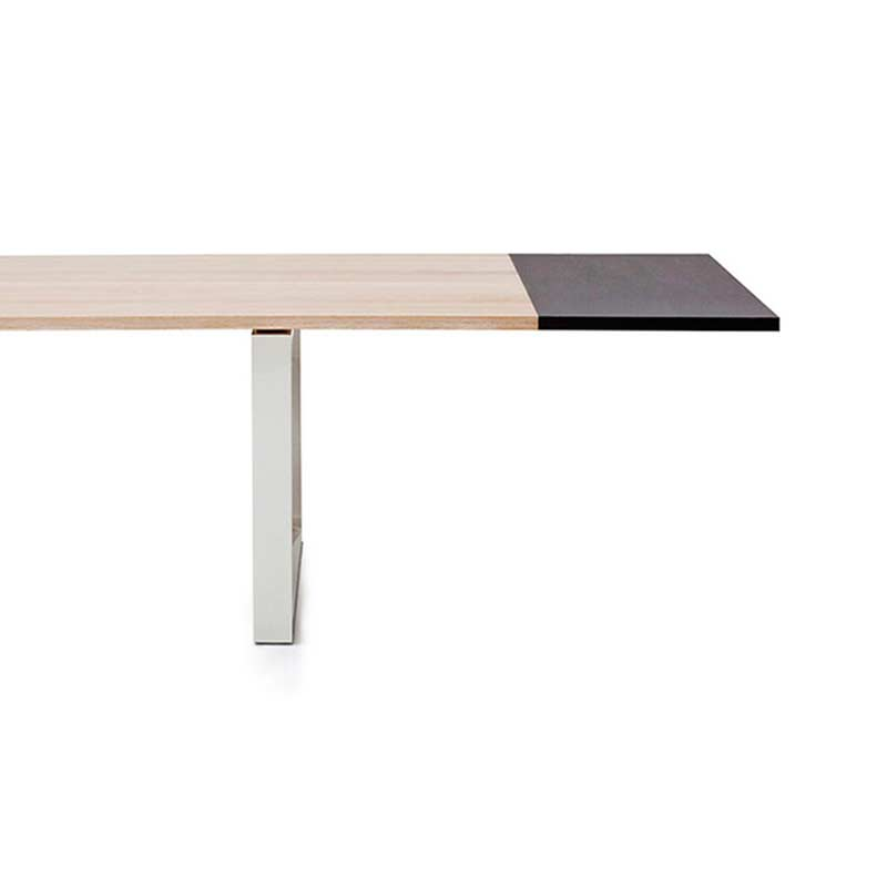 Fritz Hansen Essay Table Extension Leaf by Cecilie Manz