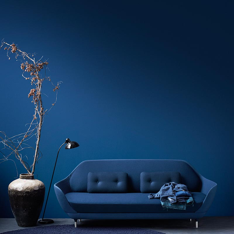 Fritz-Hansen-Favn-Three-Seat-Sofa-by-Jaime-Hayon-1 Olson and Baker - Designer & Contemporary Sofas, Furniture - Olson and Baker showcases original designs from authentic, designer brands. Buy contemporary furniture, lighting, storage, sofas & chairs at Olson + Baker.