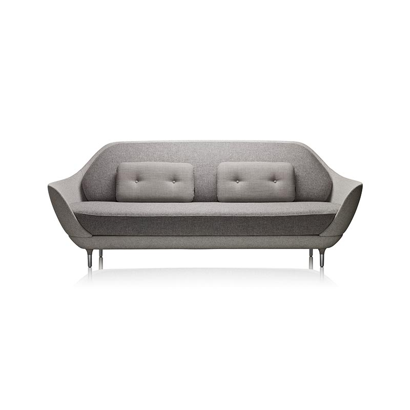 Fritz Hansen Favn Three Seat Sofa by Jaime Hayon