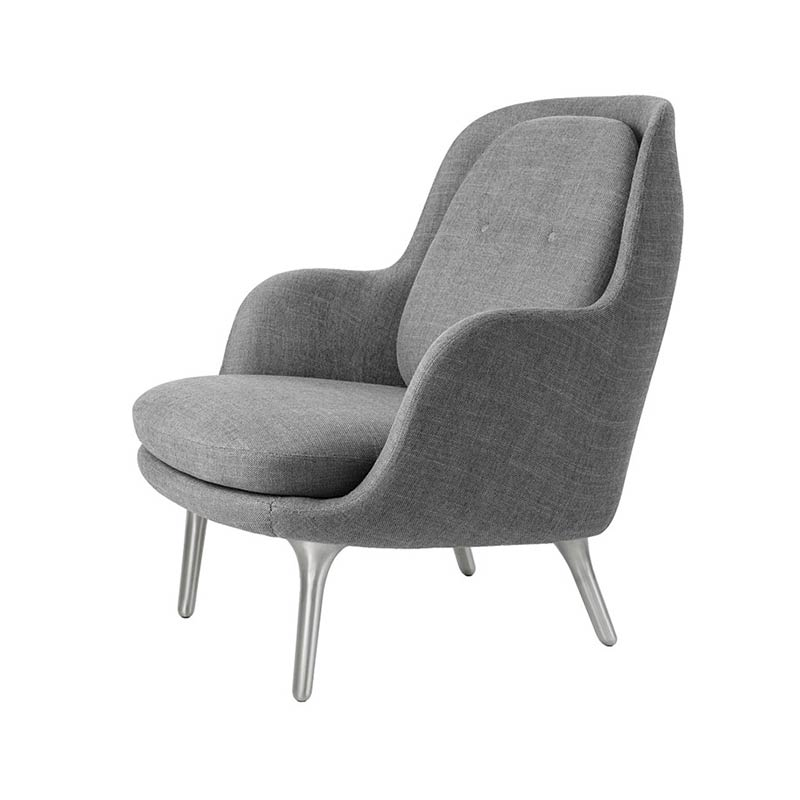 Fritz Hansen Fri Lounge Chair by Jaime Hayon