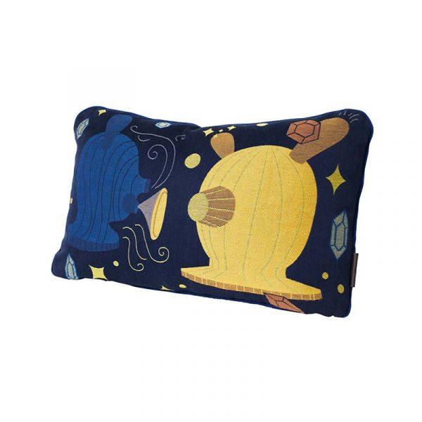 Fritz Hansen Hayon 58x37cm Cushion by Jaime Hayon