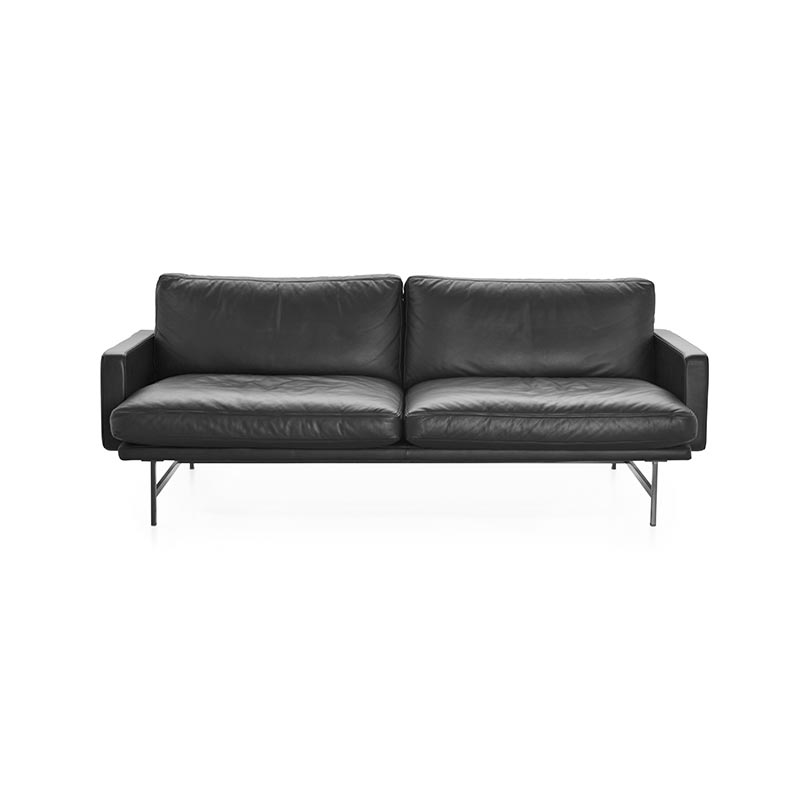 Fritz Hansen Lissoni Two Seat Sofa by Piero Lissoni