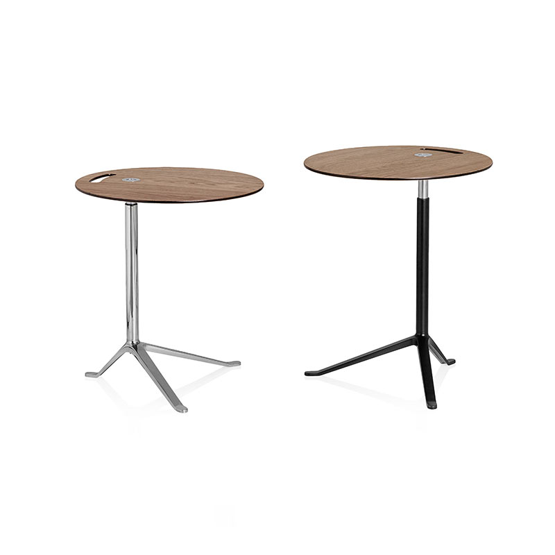 Adjustable Side Table Singapore: Buy Fritz Hansen's Little Friend Side Table With