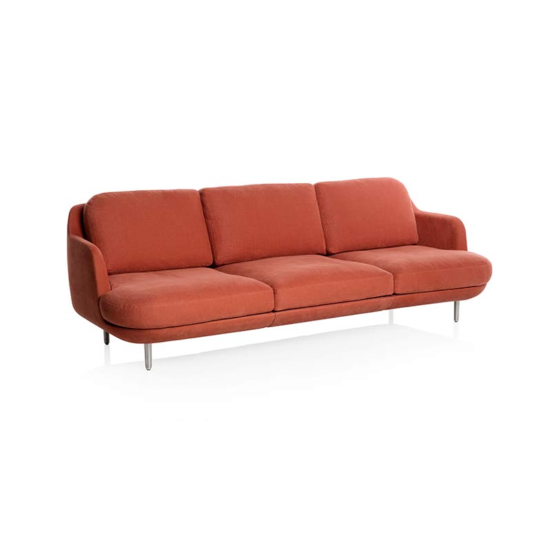 Fritz Hansen Lune Three Seat Sofa by Jaime Hayon