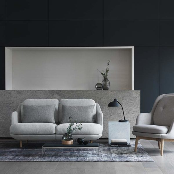 Lune Two Seat Sofa