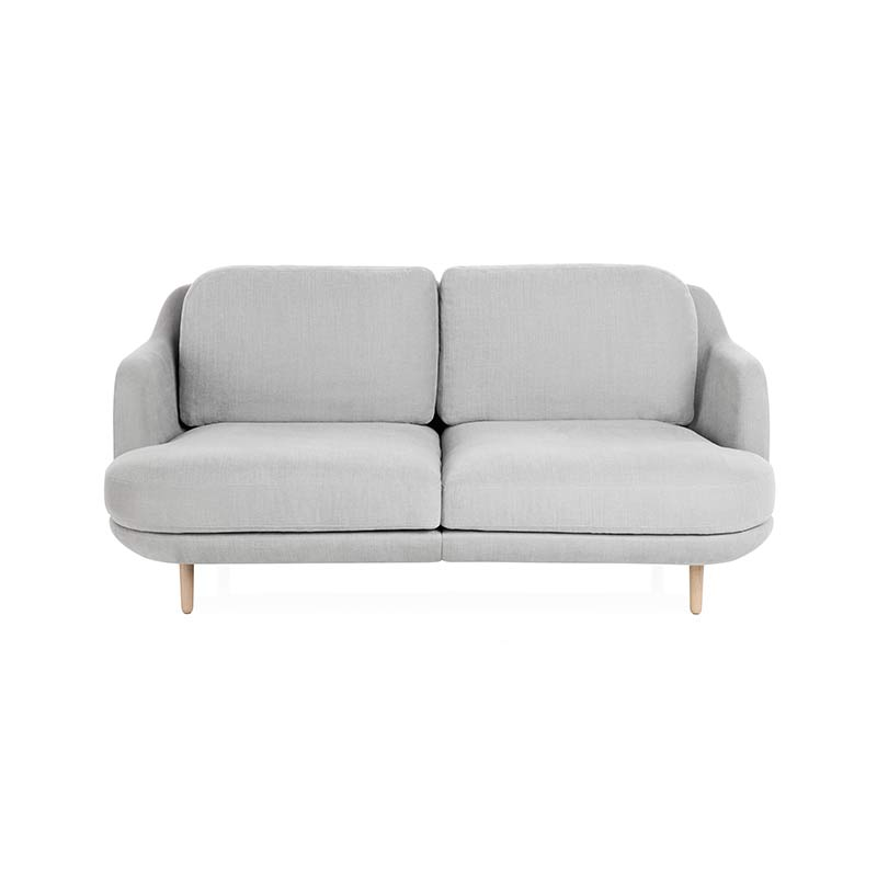 Fritz Hansen Lune Two Seat Sofa by Jaime Hayon