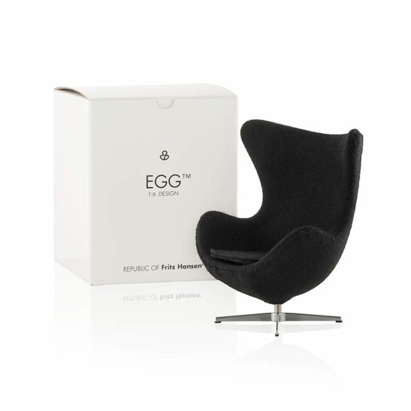 Miniature Egg Chair