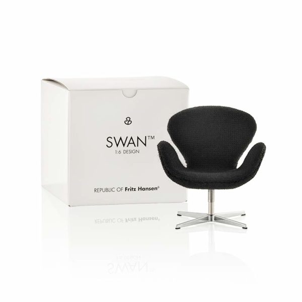 Miniature Swan Chair