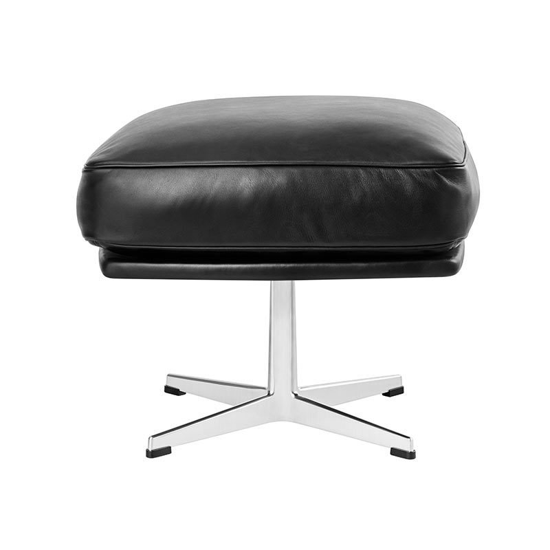 Fritz Hansen Oksen Chair Foot Stool by Arne Jacobsen