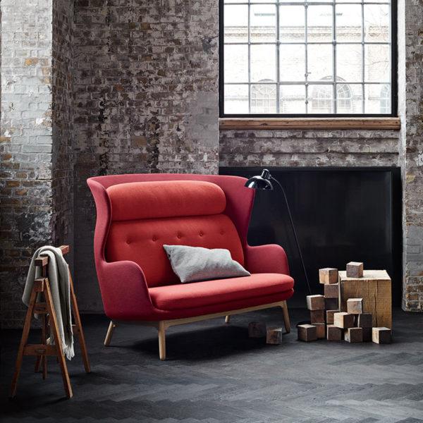 Ro Two Seat Sofa
