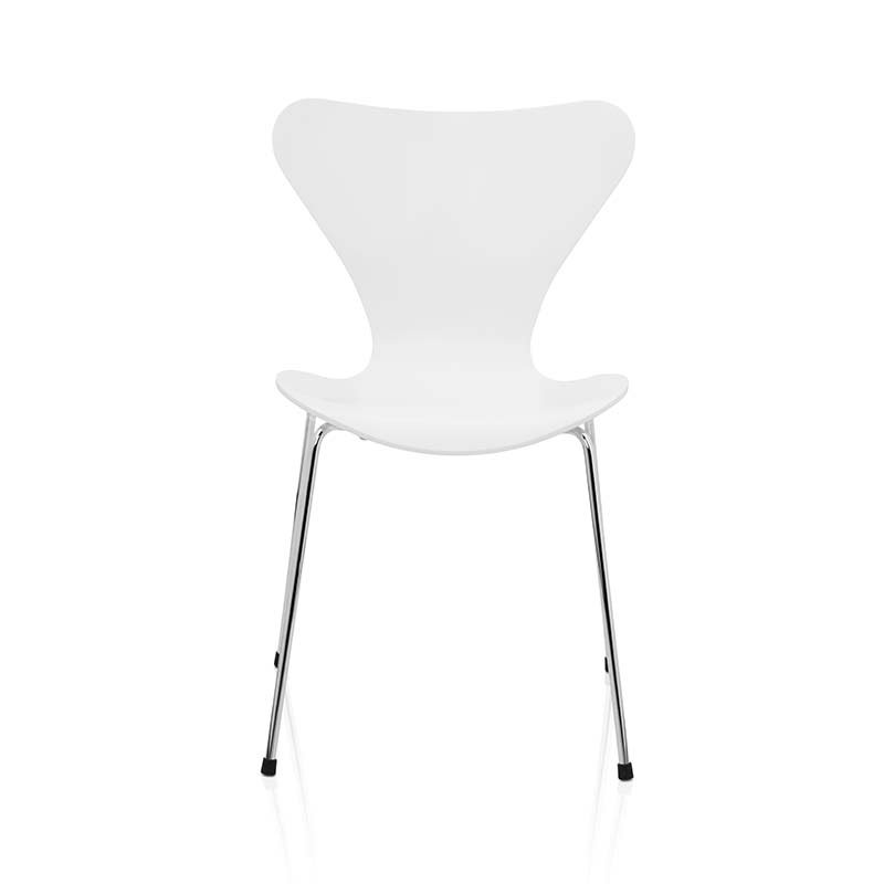 Fritz Hansen Series 7 Chair in Lacquered Ash by Arne Jacobsen Olson and Baker - Designer & Contemporary Sofas, Furniture - Olson and Baker showcases original designs from authentic, designer brands. Buy contemporary furniture, lighting, storage, sofas & chairs at Olson + Baker.