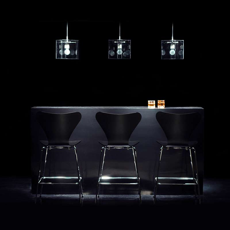 Fritz-Hansen-Series-7-Low-Bar-Stool-by-Arne-Jacobsen-1 Olson and Baker - Designer & Contemporary Sofas, Furniture - Olson and Baker showcases original designs from authentic, designer brands. Buy contemporary furniture, lighting, storage, sofas & chairs at Olson + Baker.