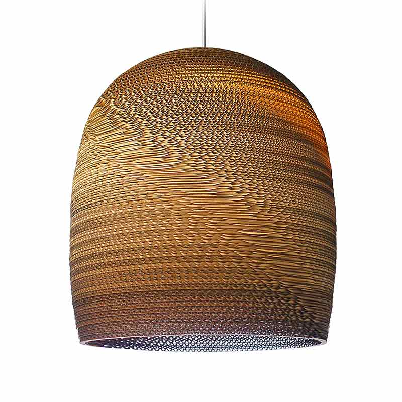Graypants Bell Pendant Light by Graypants Studio
