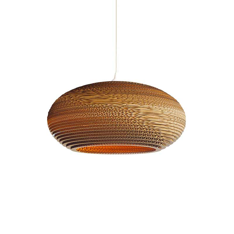 Graypants Disc Pendant Light by Graypants Studio