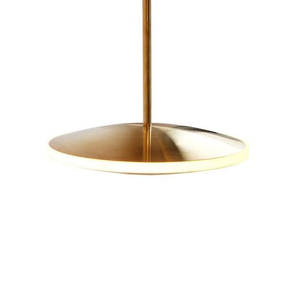 Dish Horizontal Pendant Light