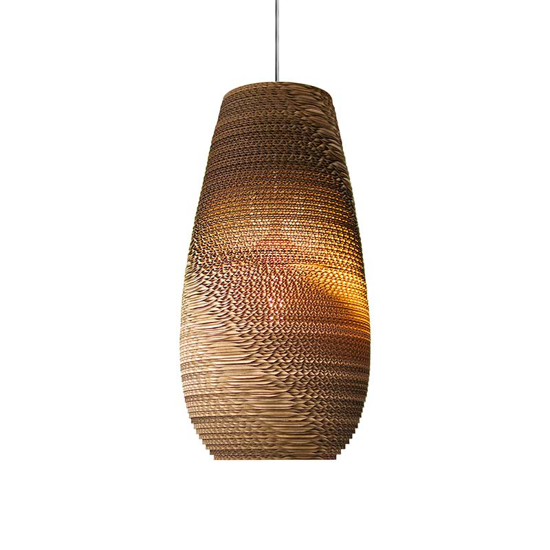 Graypants Drop Pendant Light by Graypants Studio