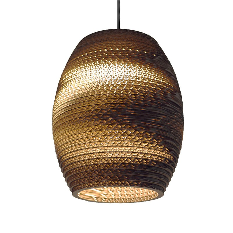 Graypants Olive Pendant Light by Graypants Studio