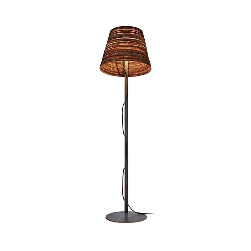 Graypants Tilt Floor Lamp by Graypants Studio