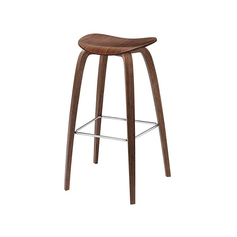 Gubi 2D Counter Stool by Komplot Design