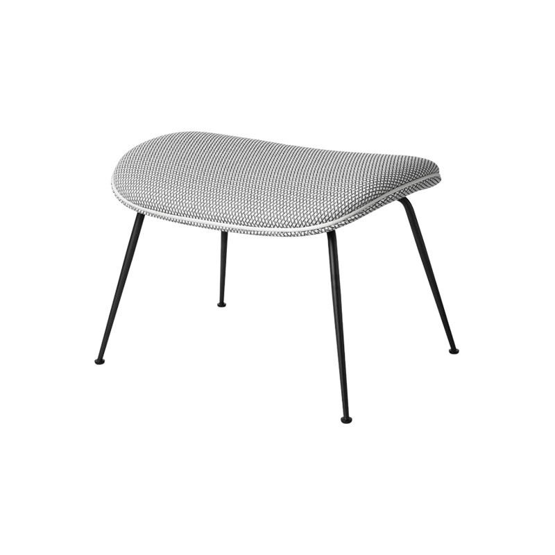 Gubi Beetle Footstool by GamFratesi