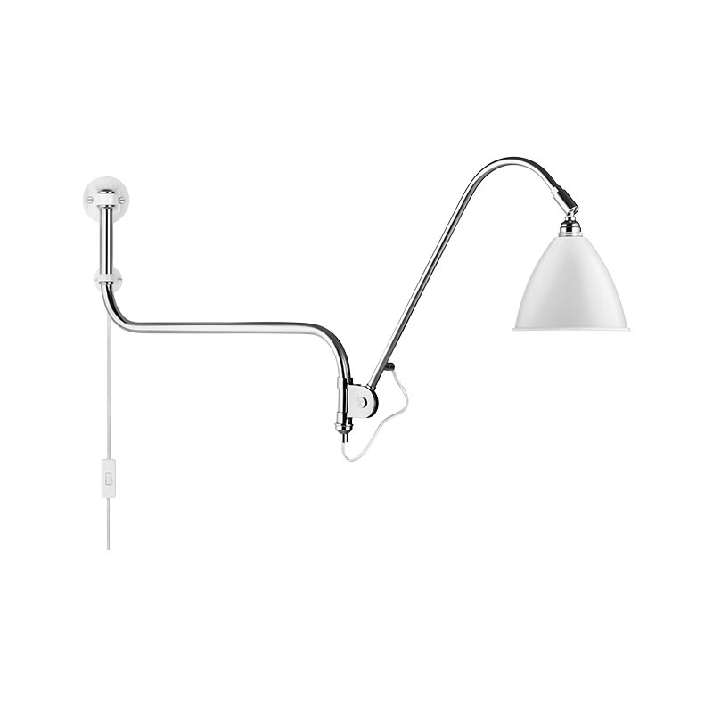 Gubi Bestlite BL10 Wall Lamp by Robert Dudley Best