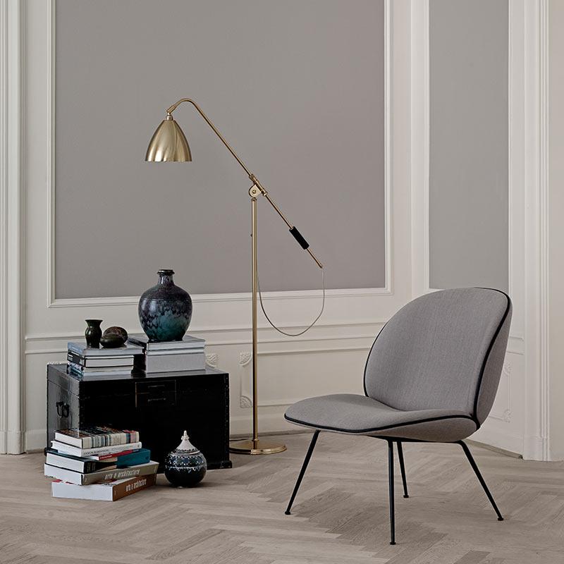 Gubi Bestlite BL4 Floor Lamp in by Robert Dudley Best