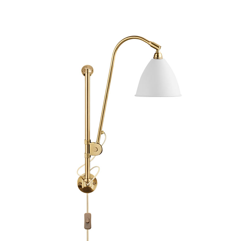 Gubi Bestlite BL5 Wall Lamp by Robert Dudley Best