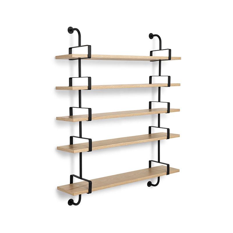 Gubi Demon Five Rack Shelf by Mathieu Mategot