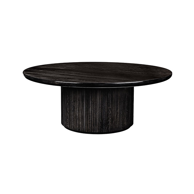 Gubi Moon Round Coffee Table by Space Copenhagen
