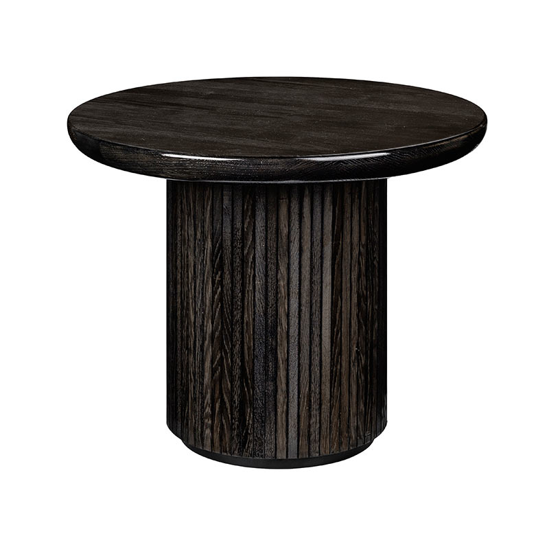 Gubi Moon Round Side Table by Space Copenhagen