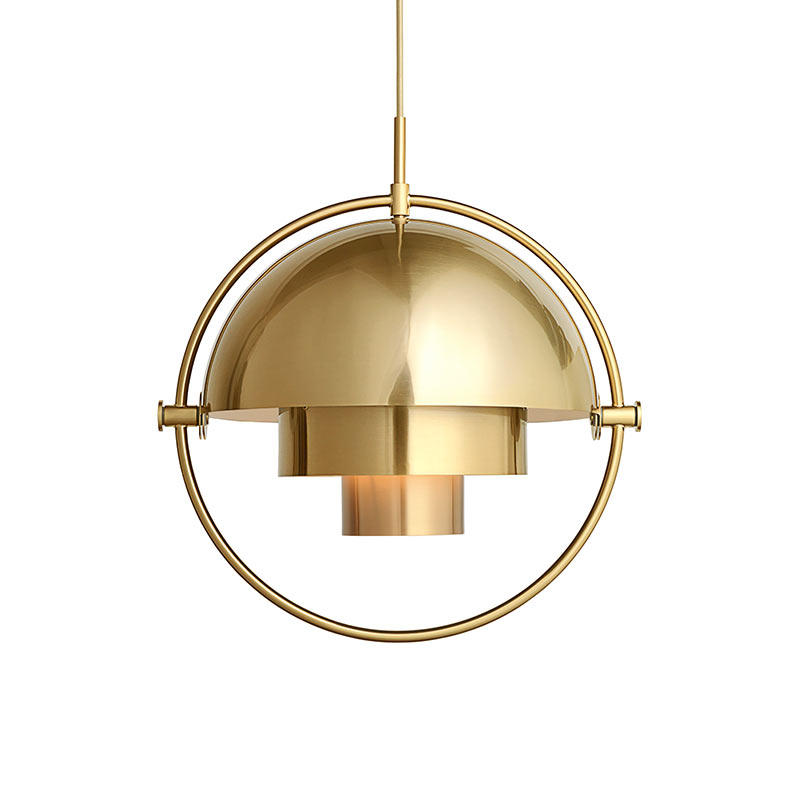 Gubi Multi-Lite Pendant Light by Louis Weisdorf