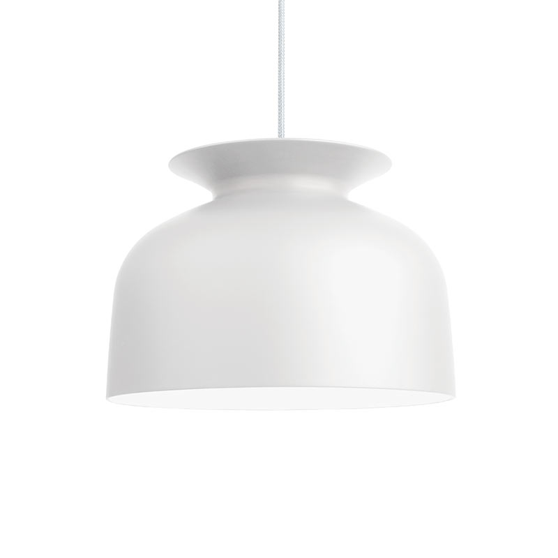 Gubi Ronde Pendant Light by Oliver Schick Olson and Baker - Designer & Contemporary Sofas, Furniture - Olson and Baker showcases original designs from authentic, designer brands. Buy contemporary furniture, lighting, storage, sofas & chairs at Olson + Baker.