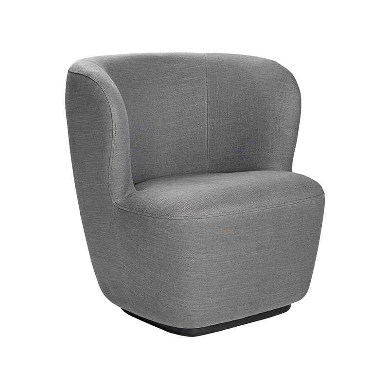 Gubi-Stay-Small-Lounge-Chair-by-Space-Copenhagen-1 Olson and Baker - Designer & Contemporary Sofas, Furniture - Olson and Baker showcases original designs from authentic, designer brands. Buy contemporary furniture, lighting, storage, sofas & chairs at Olson + Baker.