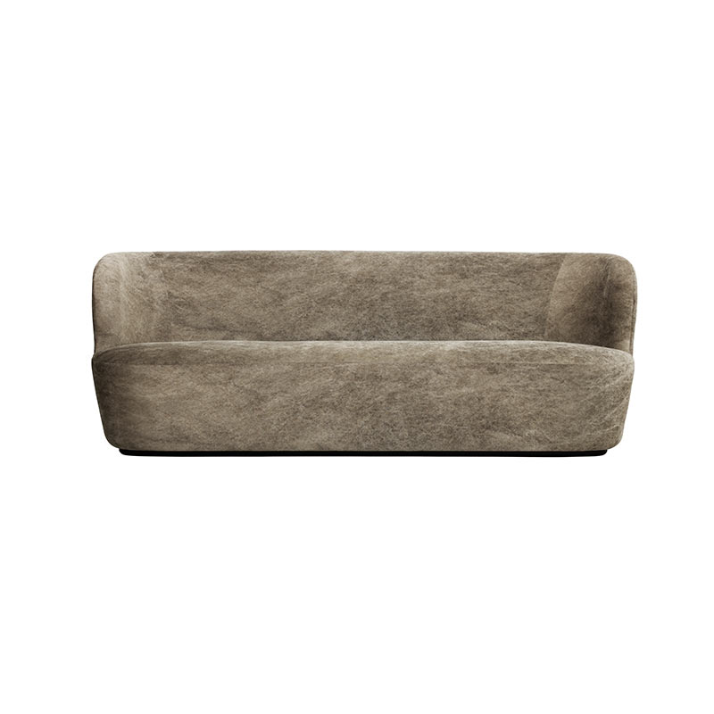 Gubi Stay Three Seat Sofa by Space Copenhagen