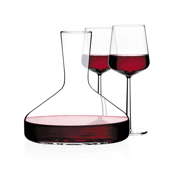 Iittala Essence 1.9L Decanter by Alfredo Häberli