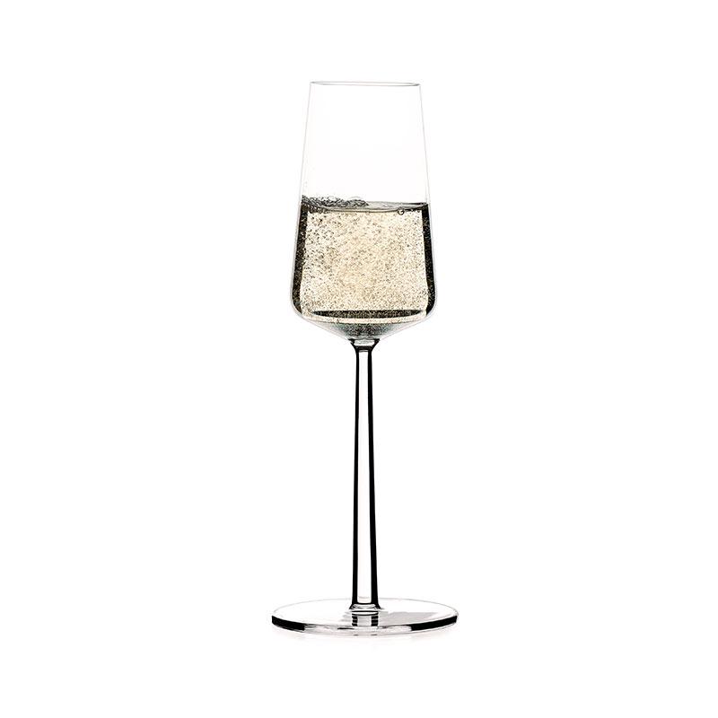 Iittala-Essence-210ml-Champagne-Glass-Set-of-Six-by-Alfredo-Häberli-1