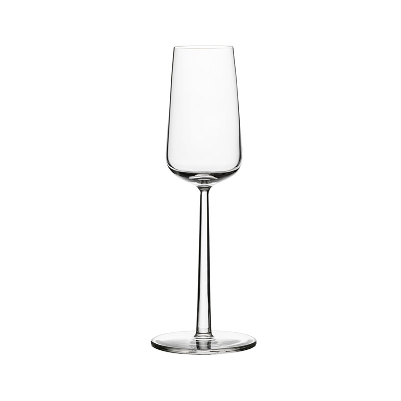 Iittala Essence 210ml Champagne Glass - Set of Six by Alfredo Häberli