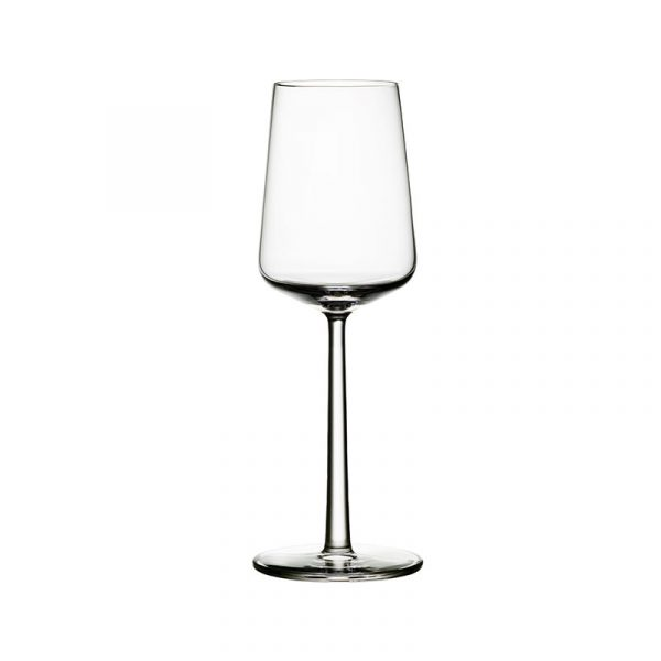 Iittala Essence 330ml White Wine Glass - Set of Four by Alfredo Häberli