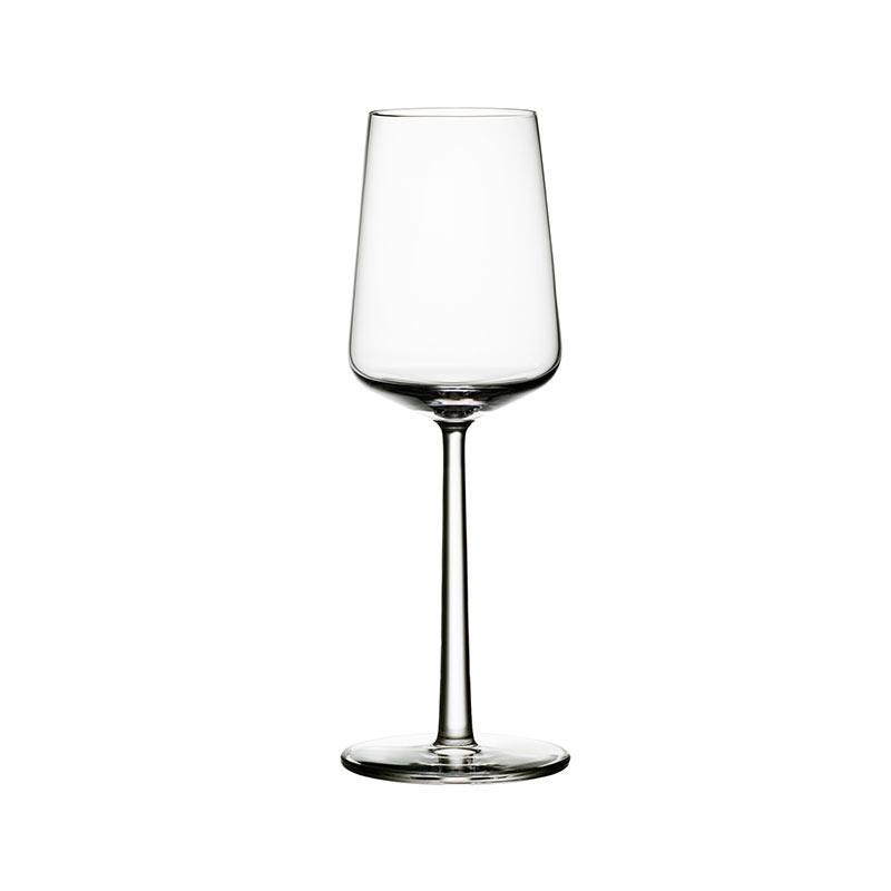 Iittala Essence 330ml White Wine Glass - Set of Six by Alfredo Häberli
