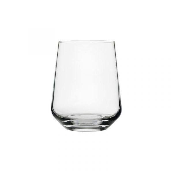 Iittala Essence 350ml Tumbler Glass – Set of Six by Alfredo Häberli Olson and Baker - Designer & Contemporary Sofas, Furniture - Olson and Baker showcases original designs from authentic, designer brands. Buy contemporary furniture, lighting, storage, sofas & chairs at Olson + Baker.