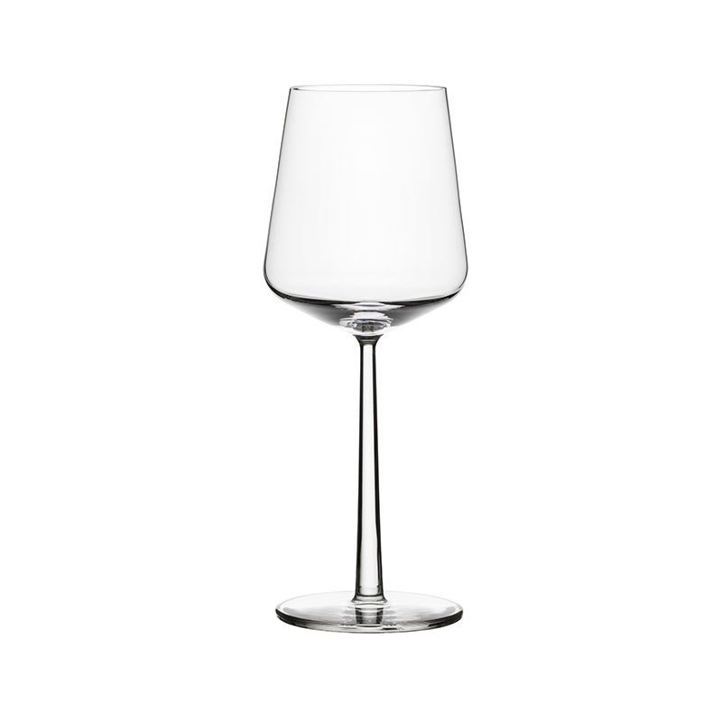 Iittala Essence 450ml Red Wine Glass- Set of Four by Alfredo Häberli