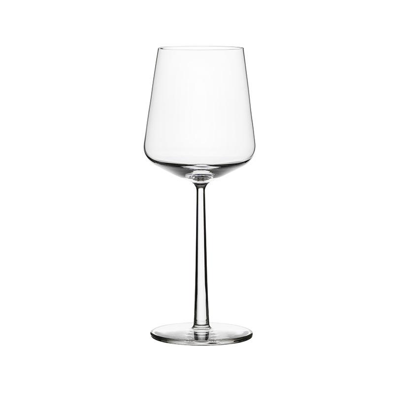 Iittala Essence 450ml Red Wine Glass- Set of Four by Alfredo Häberli