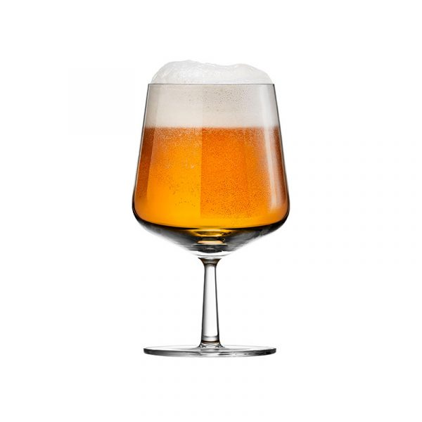 Clearance - Essence 480ml Beer Glass - Set of Two