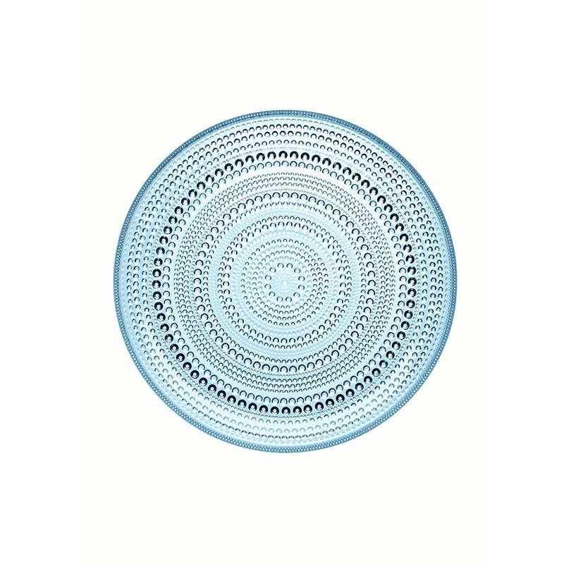 Iittala Kastehelmi 248mm Plate - Set of Six by Oiva Toikka