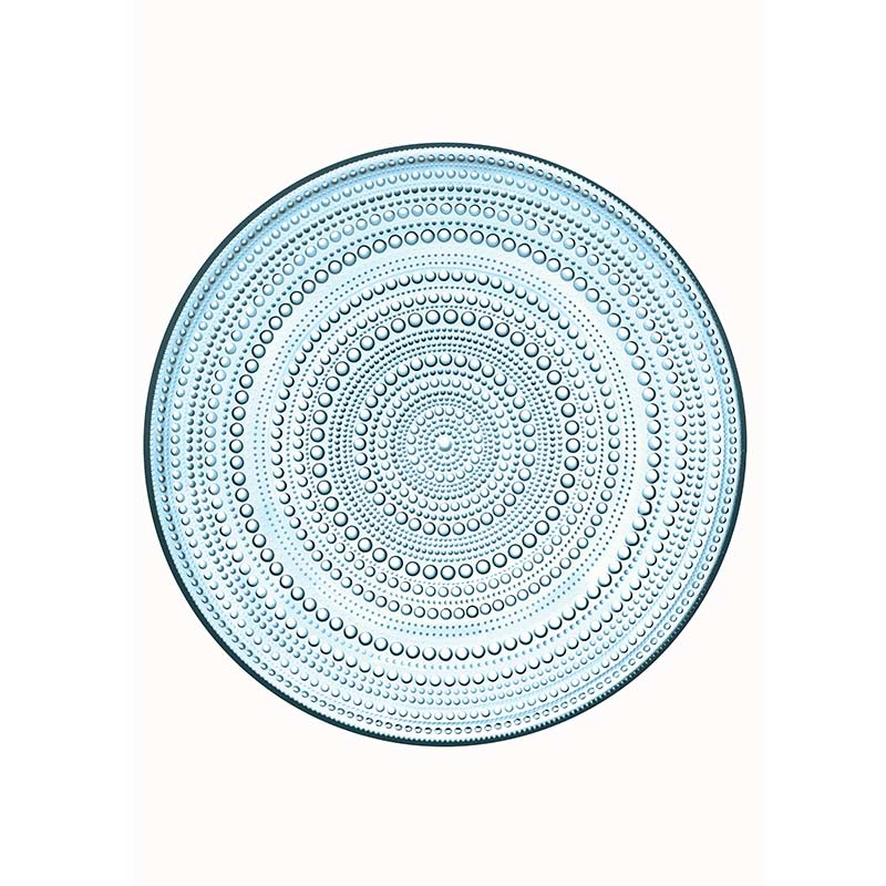 Iittala Kastehelmi 315mm Plate - Set of Four by Oiva Toikka