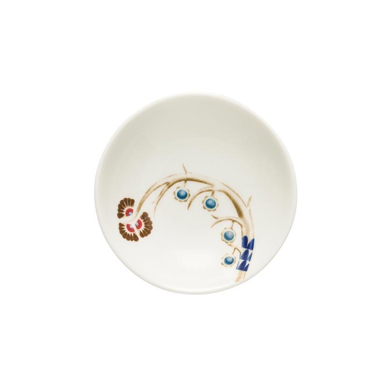 Iittala Taika White 9.5cm Bowl - Set of Six by Klaus Haapaniemi