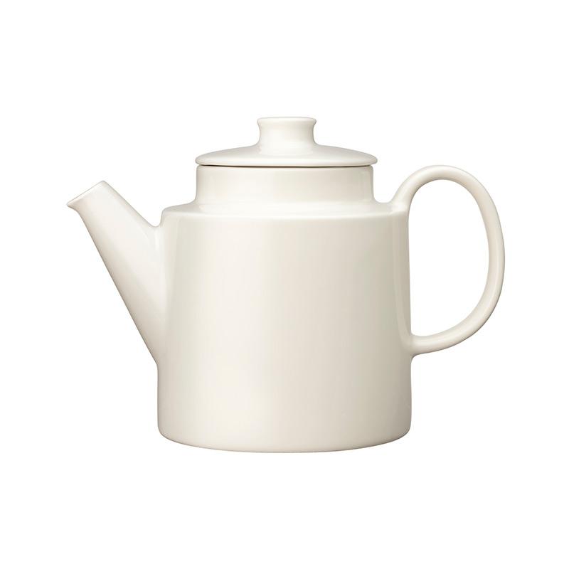 Iittala Teema 1.65L Teapot with Lid by Kaj Franck