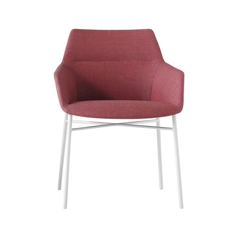 Inclass Dunas XS Armchair with Four Leg Base by Christophe Pillet